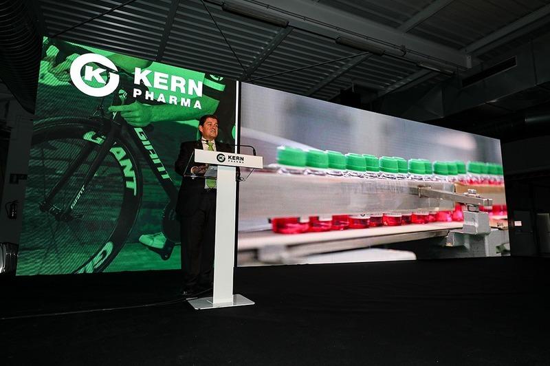 Kern Pharma, apuesta por la magia