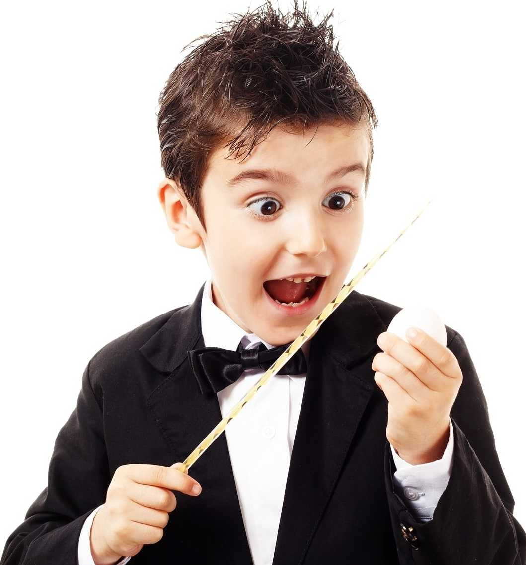 contratación de mago para comuniones en Barcelona www.tumago.com